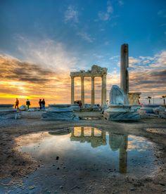 Temple of Apollo by Nejdet Duzen, via 500px