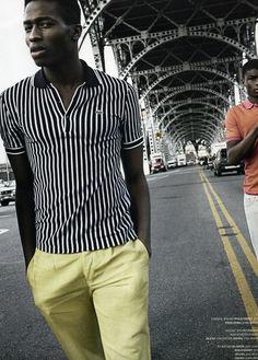 Great striped IZOD
