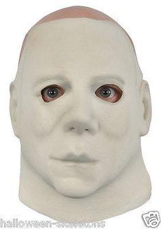 Halloween II Michael Myers Face Mask