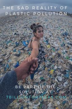 The Reality of Plastic Pollution We are very good at hiding our waste and damage to the environment. Save Planet Earth, Save Our Earth, Love The Earth, Save The Planet, Ocean Pollution, Plastic Pollution, Angst Quotes, Save Environment, World Environment Day