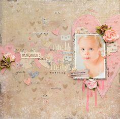 """LO """"You melt my heart"""" by Anna Komenda"""