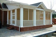 How to Build a Screened In Porch Custom - I kinda doubt this will happen but who knows?