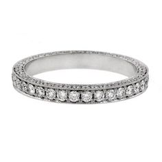 Jack Kelege KPBD 741 Diamond Eternity Band.