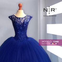 02b8b0300 Pequeñas les presentamos el modelo 1546. Es un vestido con encaje bordado  de importación .