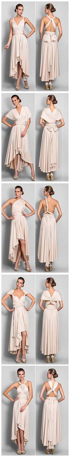 Blush Convertible Maxi Dress ♥