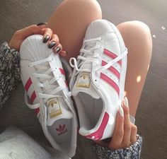 bc72d1dac39 shoes adidas adidas shoes adidas superstars cute pink sneakers adidias  trainers adidas originals white swag white