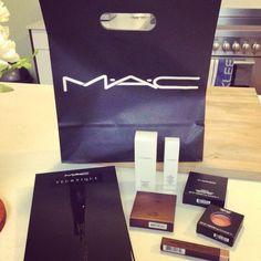 MAC workshop -Femme to Feline... Amazing... Plus some shopping!
