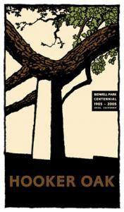 Hooker Oak, Bidwell Park Centennial Series