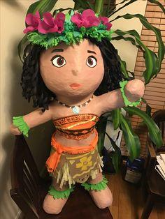 Moana piñata