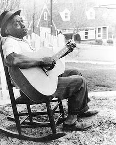 mississippi john hurt  rocking out