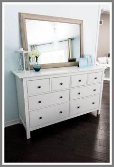 dresser Ideas 8 drawer dresser-#dresser #Ideas #8 #drawer #dresser Please Click Link To Find More Reference,,, ENJOY!! Dresser Under Bed, Dresser With Tv, 8 Drawer Dresser, Dresser As Nightstand, Dresser Ideas, Hemnes Drawers, Old Drawers, Kitchen Remodel Pictures, Light Fixtures Bathroom Vanity
