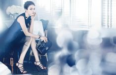 Mila Kunis, New Dior Face for Spring 2012