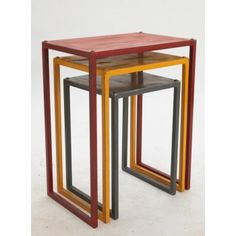 1000 images about tables basses on pinterest bass - Table basse rouge laque ...