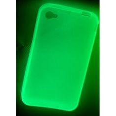 Housse iPhone 4 phosphorescente