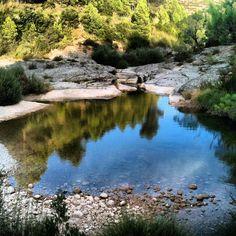 Toll#matarranya20 #Padgram Countryside Hotel, Aragon, Ideas Para, Tourism, Spain, River, Landscape, Architecture, Nature