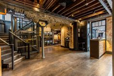 Chop Bloc & Bloc Bar by DesignLSM, Chelmsford – UK » Retail Design Blog