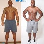 This is an online Hitch Fit training client, love this!
