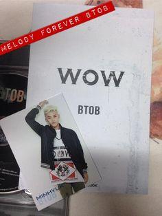 BtoB 'WOW' Japanese Ver. ♡