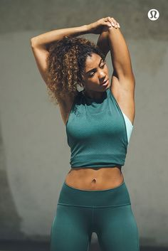 Free your mind and your movement with the new lululemon Train Times Collection.