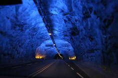 Os 8 túneis mais incríveis que você já viu na vida