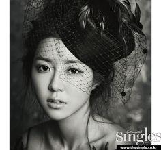 Singles, 2012.07, Park Han Byul