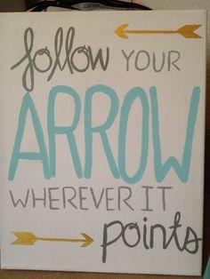 Follow your Pi Beta Phi arrow craft #piphi #pibetaphi