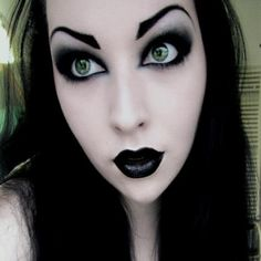 The Darkness Within Light -Felony Fey Love <3 this makeup!!!!!!!!!!!!!!!!!!