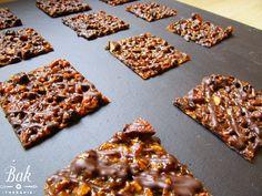 Florentines met chocolade recept - Baktherapie.nl