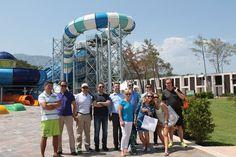 #crystal #water #world #Antalya #aquapark #iaapa #iaapaeurope #springforum #fun #funny #waterpark #day #polinwaterparks