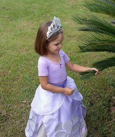 Princess Sofia The First Royal Dress  Party by HandmadebyCatira