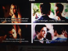 The difference between delena and stelena. STELENA IS ENDGAME