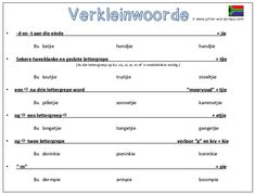 © My Klaskamer - idees en gedagtes uit 'n juffrou se pen Teaching Grammar, Teaching Tips, Speech Language Therapy, Speech And Language, Afrikaans Language, Afrikaans Quotes, Teaching Techniques, Letter Recognition, Thing 1