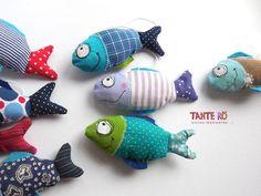 cute fish softies