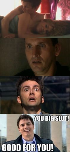 Nine is just horrified jack is so proud and ten is all like what the hell! I wanted to go first