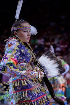 Jingle - 2015 Gathering of Nations Pow Wow | by Paul Gowder