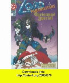 Lobo Paramilitary Christmas Special #1 Alan Grant ,   ,  , ASIN: B000PXX0IG , tutorials , pdf , ebook , torrent , downloads , rapidshare , filesonic , hotfile , megaupload , fileserve Good Night, Comic Books, Pdf, Tutorials, Comics, Christmas, Wolves, Nighty Night, Xmas