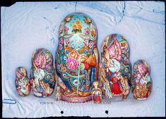 Dolgova - Matryoshka Shop