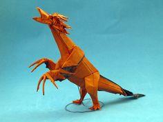 Therizinosaurus by Finward