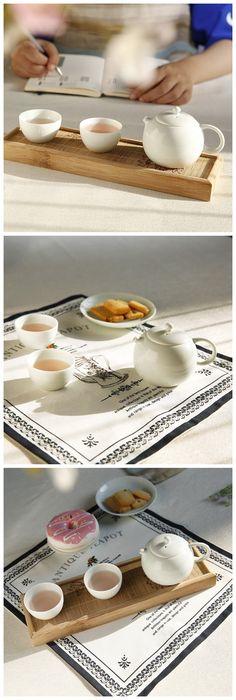 This tea set has a small Xishi teapot and 2 teacups. Suitable for green tea, black tea, herbal tea, flower tea, and other loose leaf tea. Type: Tea set Technique: Handmade Material: Ceramic Ceramic Ty