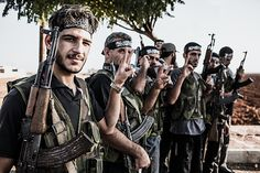 Gunrunning with the Free Syrian Army #syria #wild #guns #the syria army #journalism #news