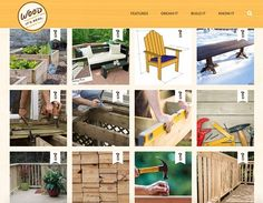 Want to create a beautiful railing that's sure to turn heads? Learn how to build flat sawn balusters for your next porch or deck project. Porch Over Garage, Front Porch Railings, Build Your Own, Website, Wood, Flats, How To Plan, Decks, Building
