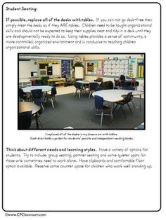 Clutter-Free Classroom Guide to Organizing & Managing Your Teacher Organization, Organizing, Management Tips, Wasting Time, Classroom Decor, Clutter, How Are You Feeling, Learning, Diy