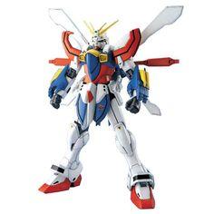 G Gundam MASTER GRADE : GF13-017NJII God Gundam