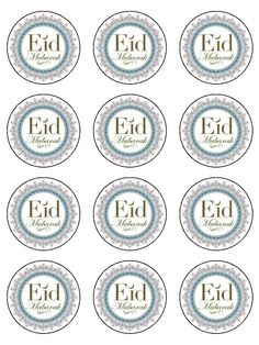 Eid Mubarak Stickers, Eid Stickers, Eid Mubarak Wishes, Eid Mubarak Greetings, Eid Cupcakes, Eid Cake, Eid Mubark, Eid Crafts, Eid Al Fitr