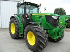 Performance? Then here you have the 620R #JohnDeere #tractor! View all the John Deere tractor models at http://www.agriaffaires.co.uk/used/farm-tractor/1/4039/john-deere.html