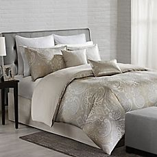 image of Echo Design™ Juneau Comforter Set in Neutral
