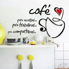 My Coffee Shop, Happy Coffee, Coffee Love, Avengers Room, Love Cafe, House Plants Decor, Vintage Cafe, Coffee Corner, Posca