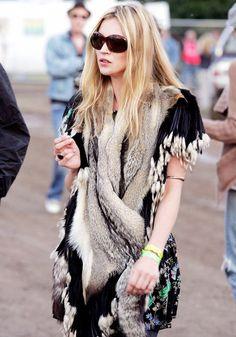 Kate Moss   Glastonbury Festivals
