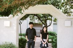 Alternative Chinese Pre Wedding Photoshoot South of France