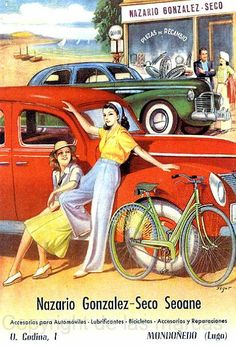 Accesorios para autos  1950